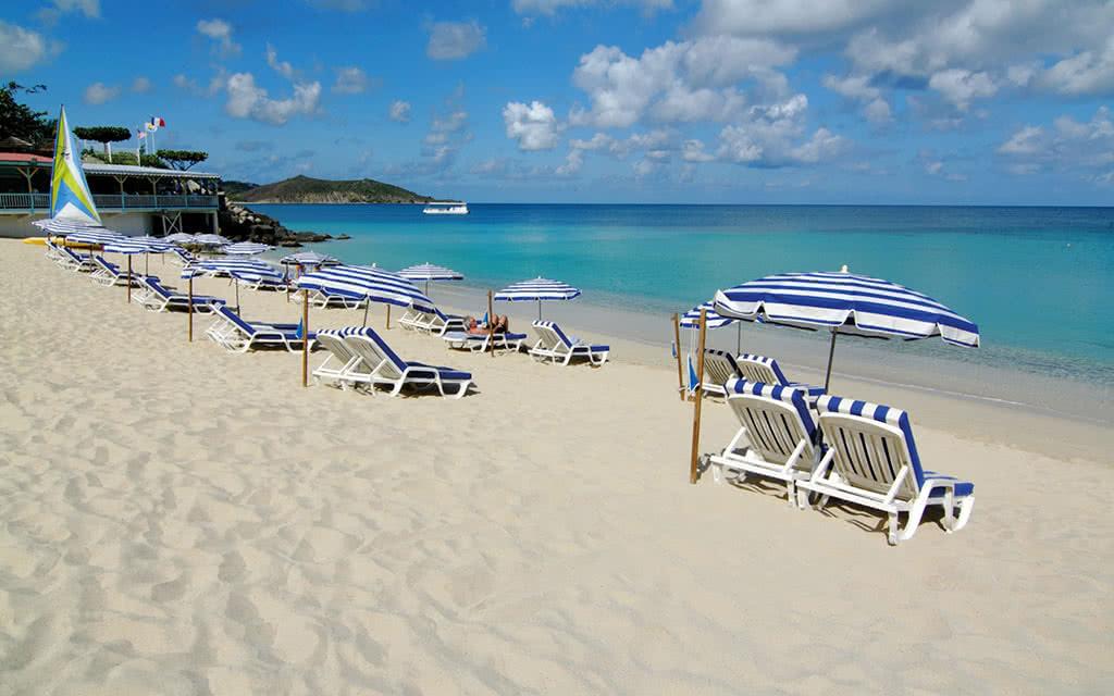 Saint Martin - Hôtel Grand Case Beach Club 3*