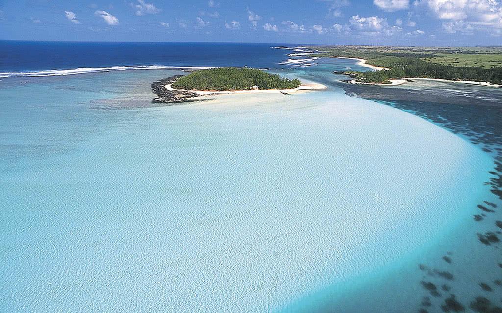 Excursion l'île Des Deux Cocos - île Maurice