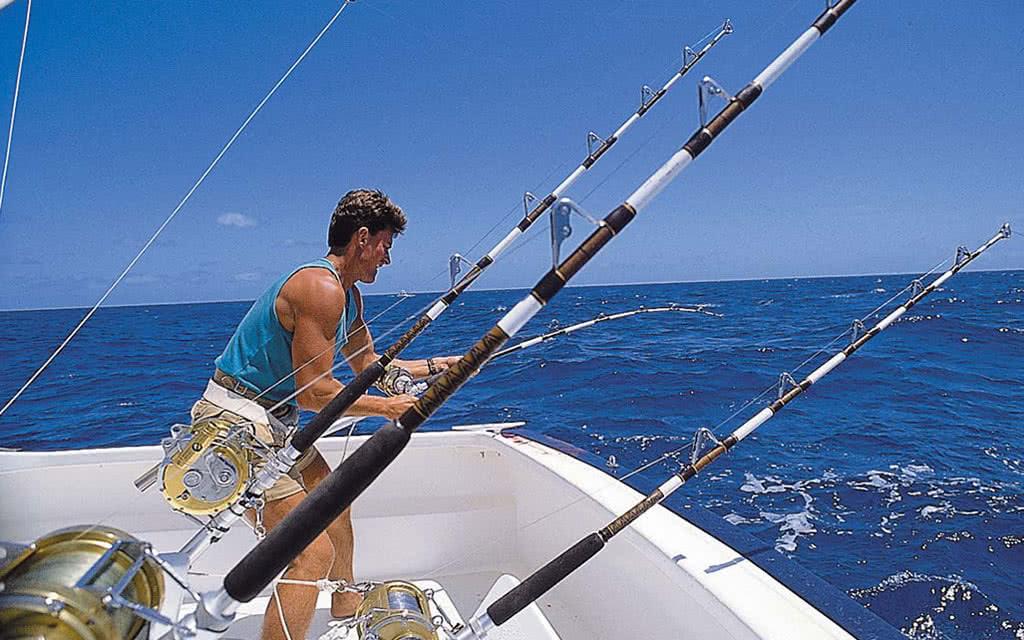 Excursion Pêche au Gros - Région Ouest