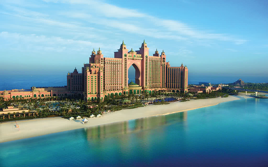 Hôtel Atlantis The Palm *****