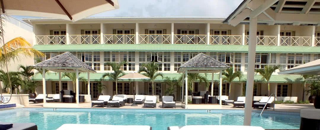 Sainte Lucie - Hôtel Blu St Lucia 3*