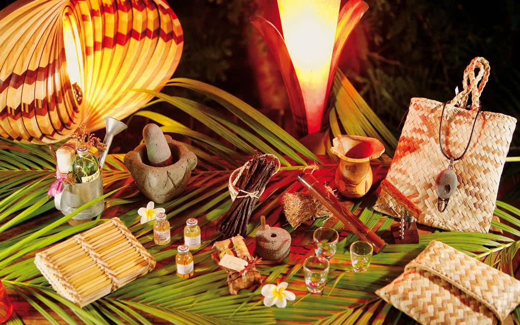 Excursions sur l'île de La Réunion - Package Vanille 2 jours et une demi journée