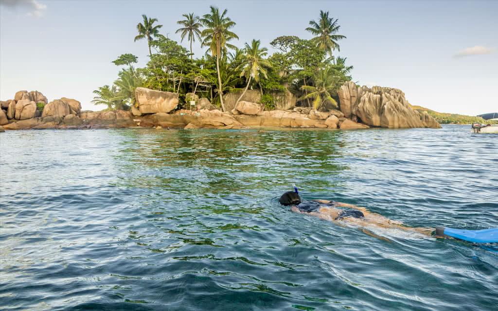 Praslin - Excursion Découverte des îles de Cousin, Curieuse et St Pierre - Journée