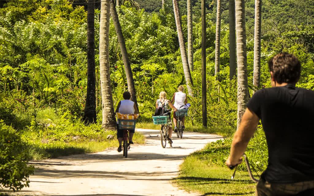 Praslin - Découverte de La Digue à vélo - Journée
