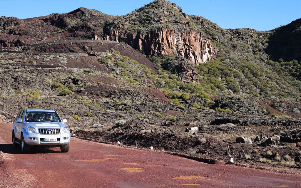 Excursion 4x4 île de La Réunion - Dimitile & Cirque de Cilaos