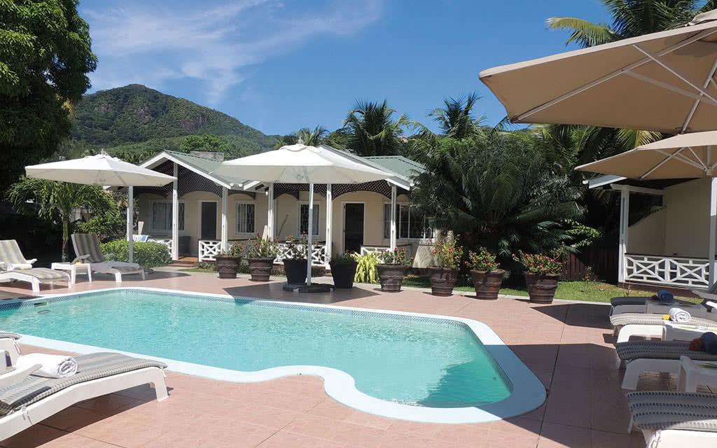 Hôtel La Roussette Seychelles ***