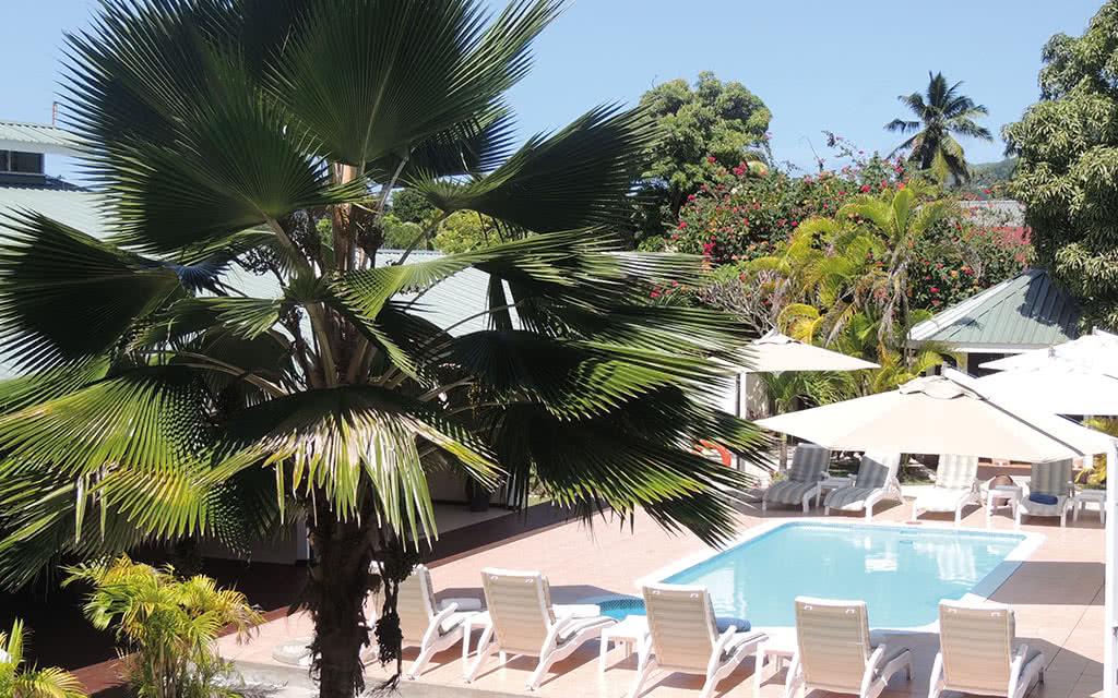 Seychelles - Hôtel La Roussette Seychelles 3*
