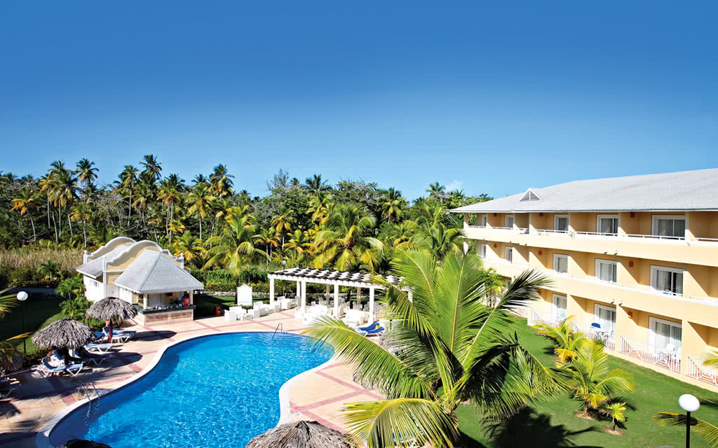 République Dominicaine - Las Terrenas - Hôtel Grand Bahia Principe El Portillo 5*