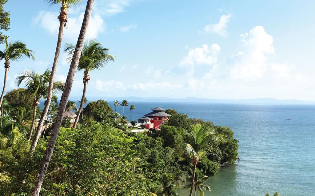 République Dominicaine - Samana - Hôtel Grand Bahia Principe Cayacoa 5*