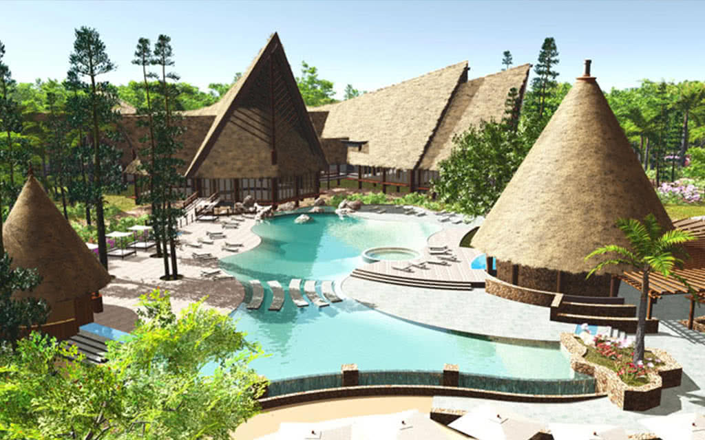 Sheraton New Caledonia Deva Resort & Spa *****
