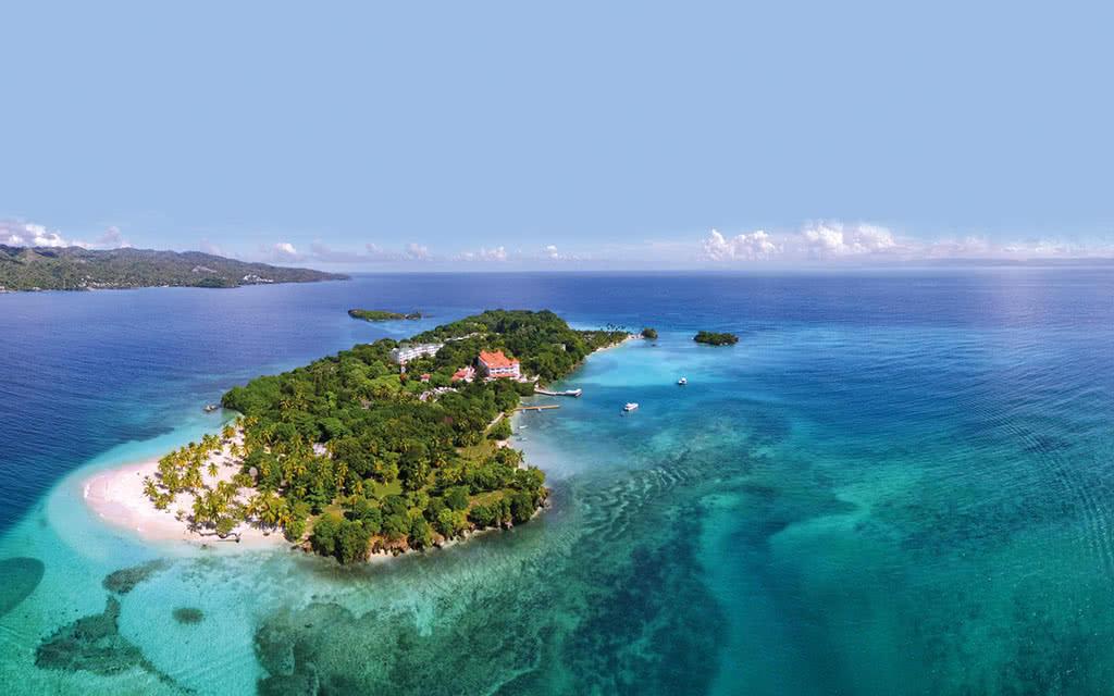 Hôtel Bahia Principe Luxury Cayo Levantado *****