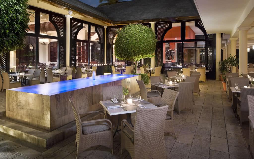 restaurant market place hotel republique dominicaine