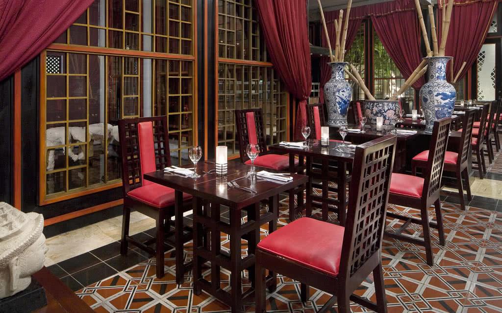 restaurant pagoda hotel republique dominicaine