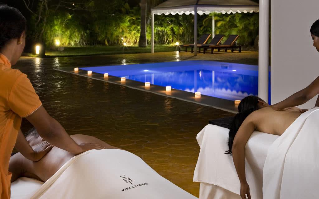 spa hotel teh level at melia caribe