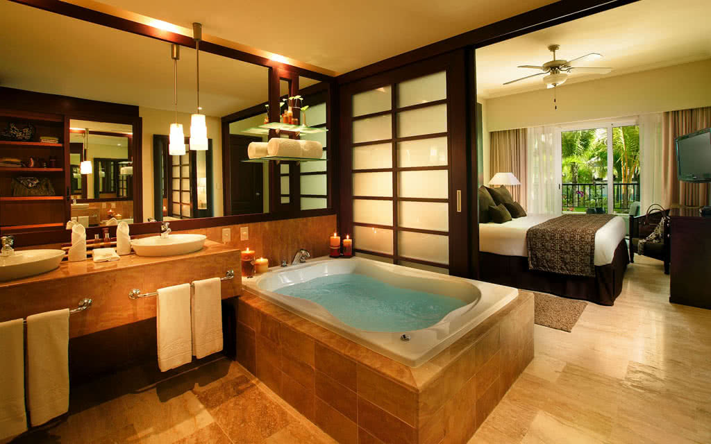 master suite famille concierge 1 chambre hotel the reserve at paradisus punta cana