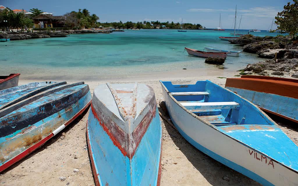 Excursion île Saona - Départ de Punta Cana