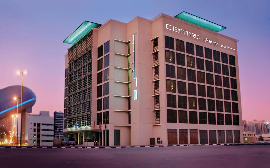 Hôtel Centro Rotana Al Barsha ***
