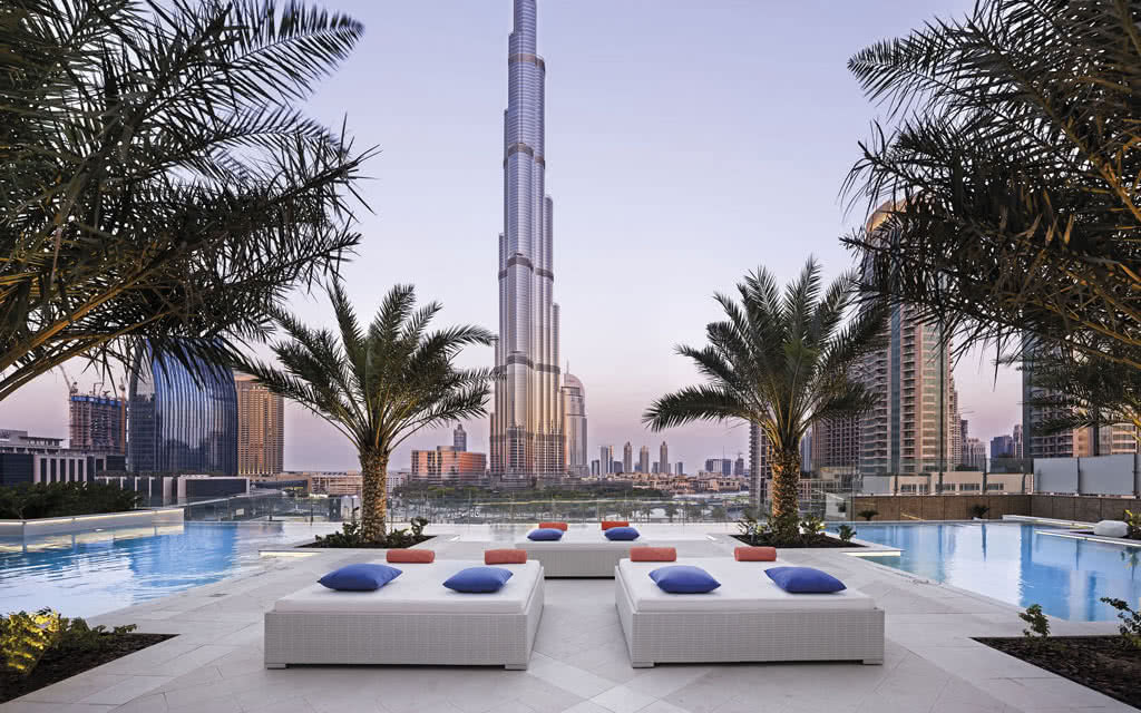 Sofitel Dubai Downtown 5 *