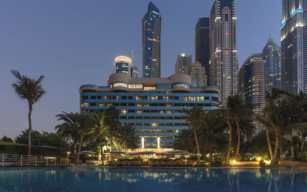 Le Meridien Mina Seyahi Beach Resort & Marina 5 *