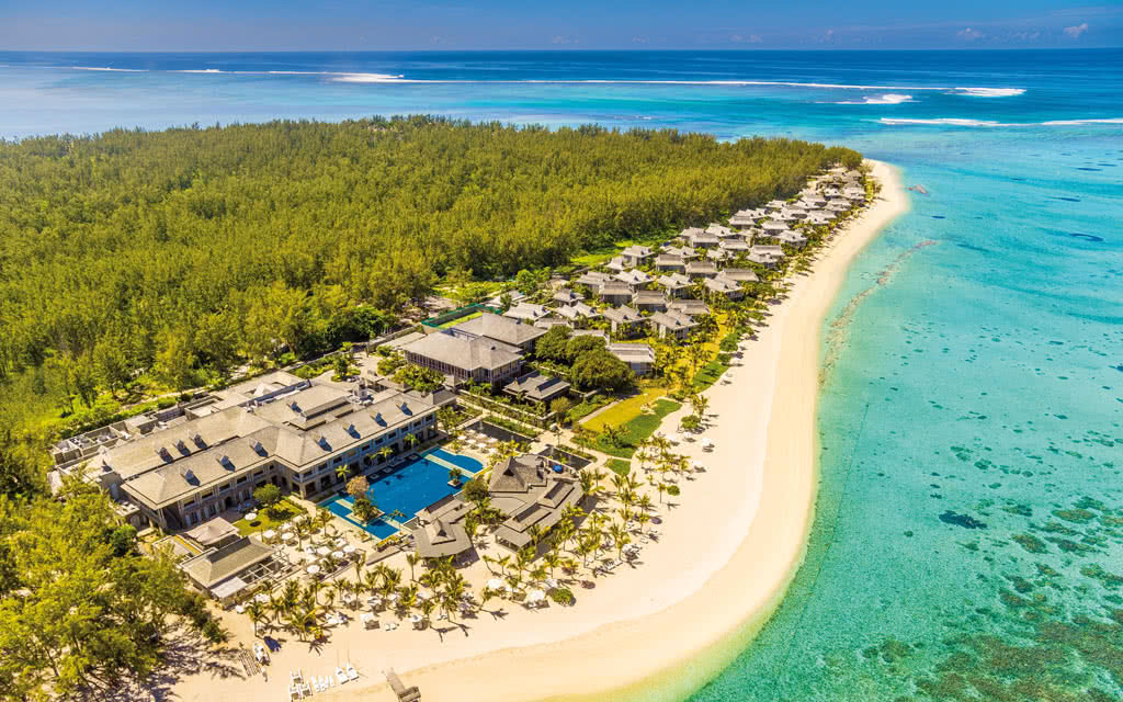 Hôtel the st regis mauritius resort 5*