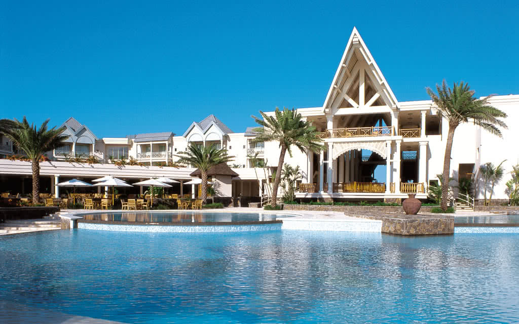 Hôtel The Residence Mauritius *****