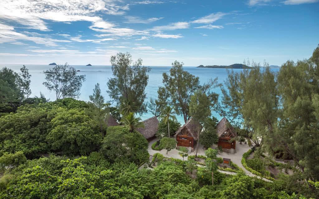 Hôtel Constance Tsarabanjina Madagascar 4* - voyage  - sejour