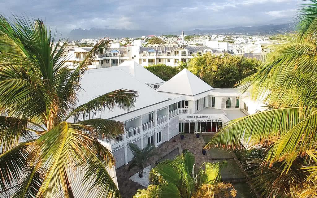 Villa Delisle Hotel & Spa ****