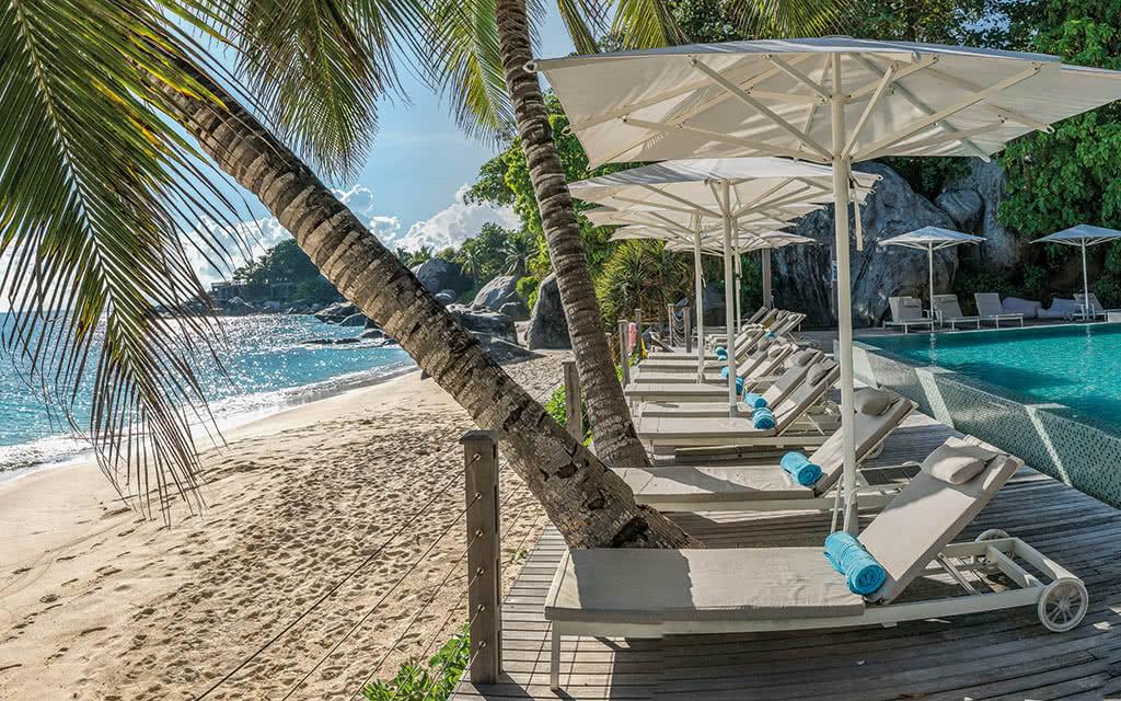 Hôtel Carana Beach