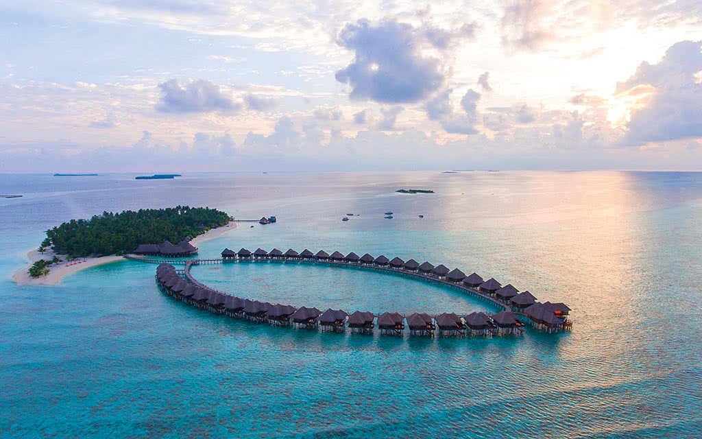 Sun Aqua Vilu Reef ***** - voyage  - sejour