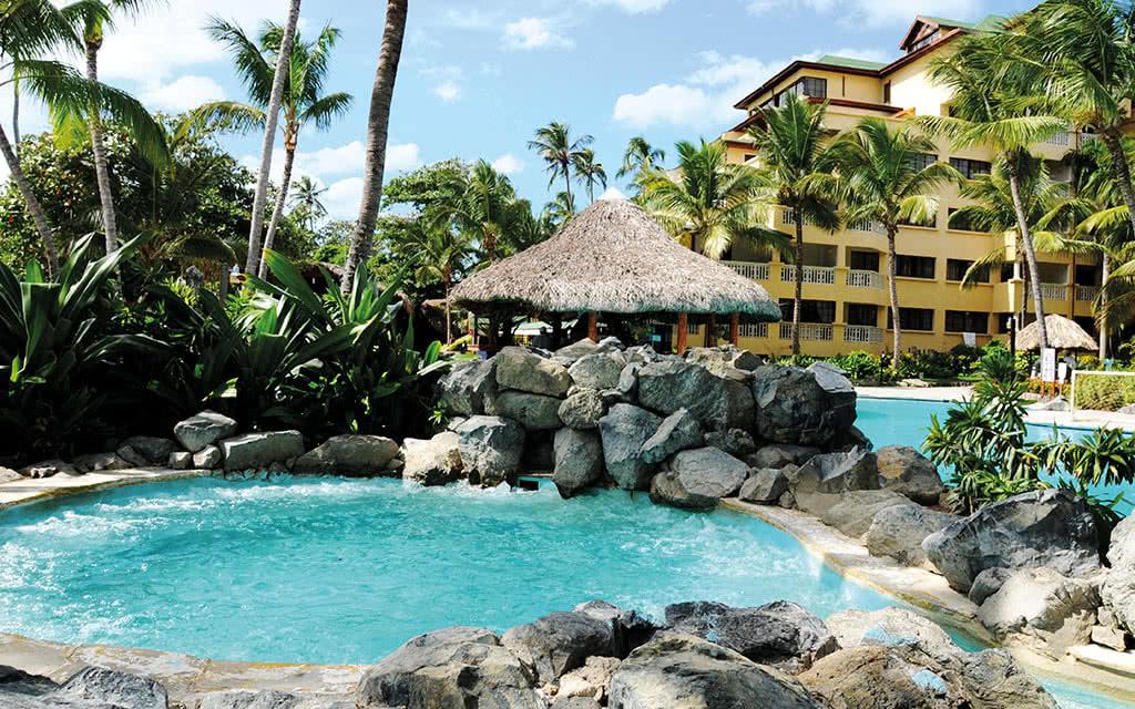 Accommodations  Caribe Club Princess