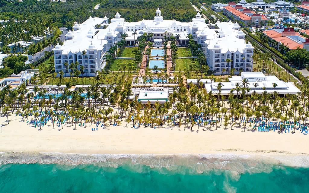 Riu Palace Punta Cana ***** - voyage  - sejour