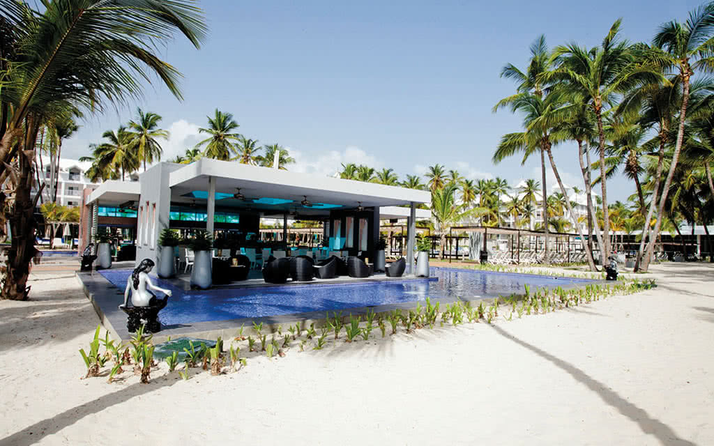 hotel riu palace macao 5 punta cana republique dominicaine avec voyages leclerc exotismes. Black Bedroom Furniture Sets. Home Design Ideas