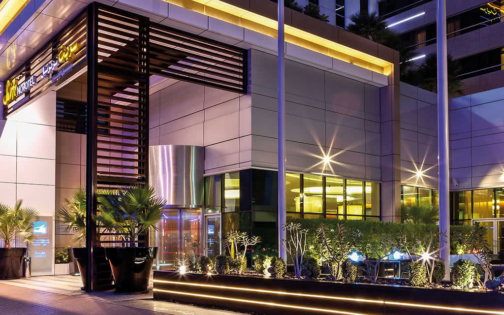 Suite Novotel Dubai Mall of the Emirates 3 *