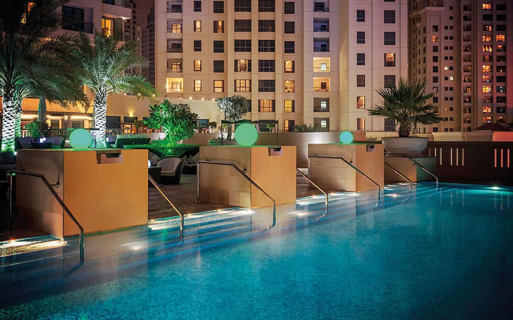 COMBINÉ 2 ILES : DUBAÏ + ILE MAURICE Sofitel Dubaï Jumeirah Beach + Hilton Mauritius Resort & Spa 09 nuits ***** - voyage  - sejour