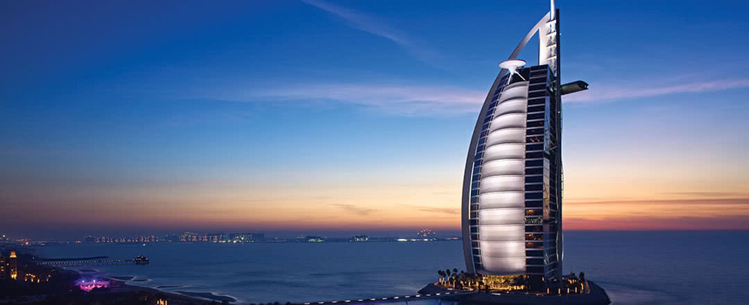 Top Burj Al Arab| Voyages à Dubaï VE35