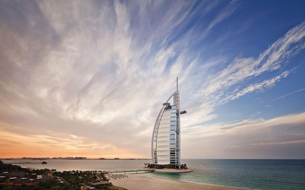 Burj Al Arab***** - voyage  - sejour