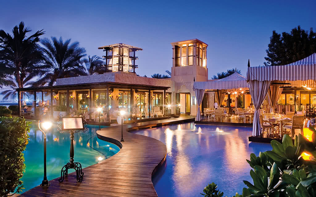 One&only Royal Mirage - The Residence ***** - voyage  - sejour