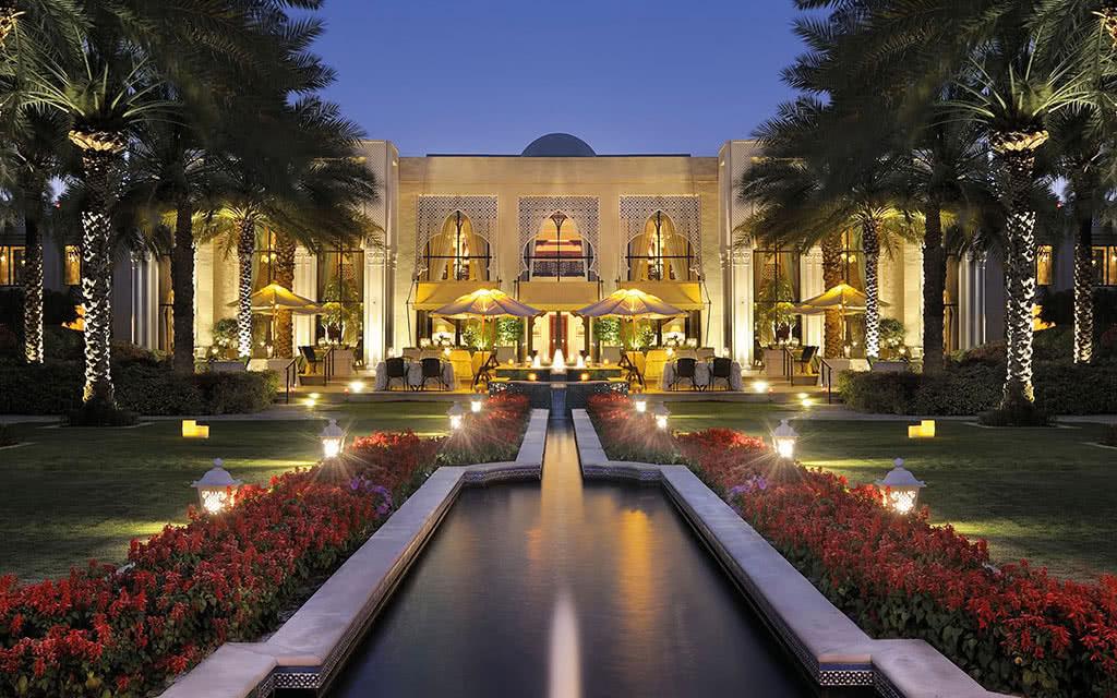 voyage de luxe, sejour de prestige One&only Royal Mirage - The Palace ***** - voyage  - sejour