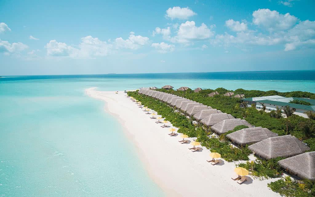 Dhigufaru Island Resort **** - voyage  - sejour