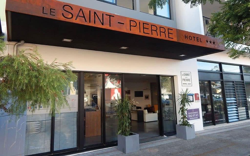 Le Saint Pierre Hôtel *** - voyage  - sejour