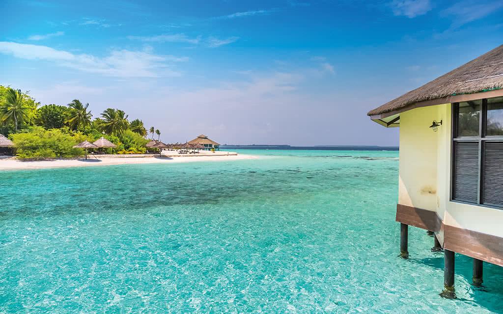 Kudafushi Resort & Spa ***** - voyage  - sejour