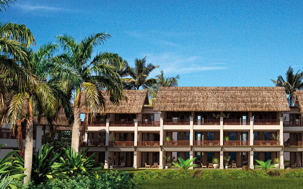 Hotel Ile Maurice Cote Est