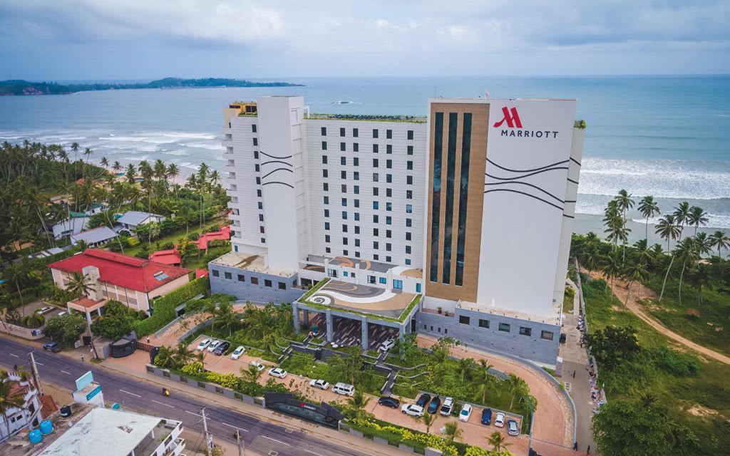 Hôtel Marriott Weligama Bay ***** - 1