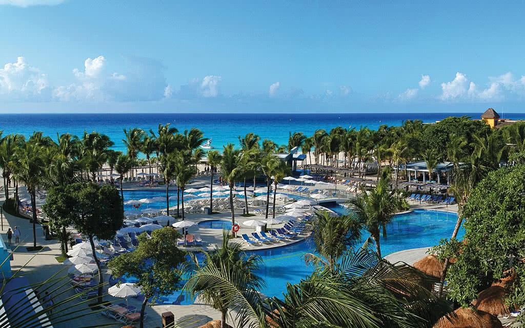 Riu Yucatan ***** - voyage  - sejour