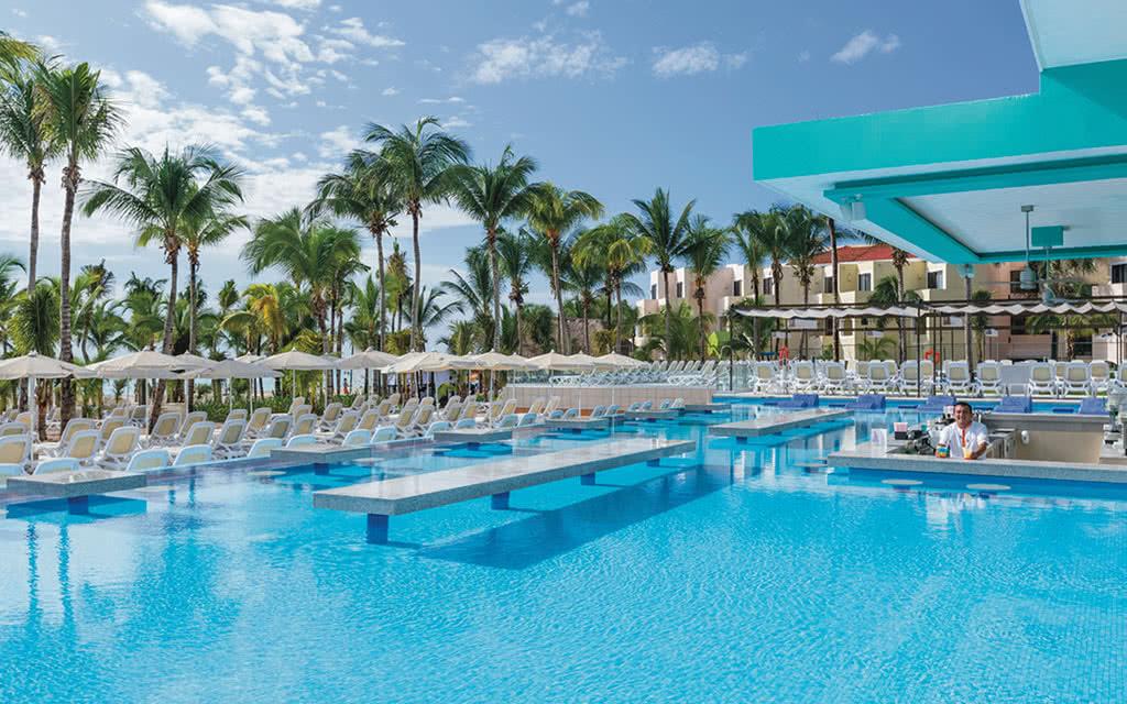 Mexique - Riviera Maya - Playacar - Hôtel Riu Playacar 5*