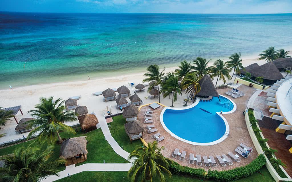 Melia Cozumel Golf tout compris ***** - voyage  - sejour