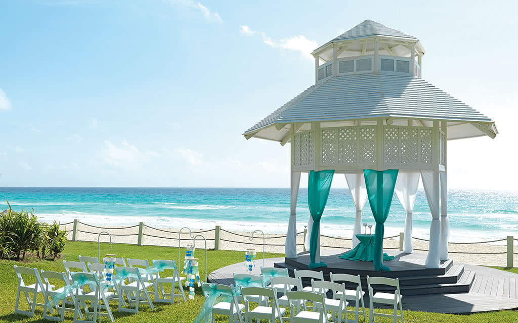 17 84paradisuscancun weddinggazebo