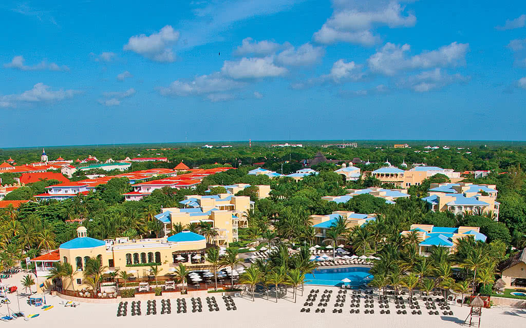 Royal Hideaway Playacar *****