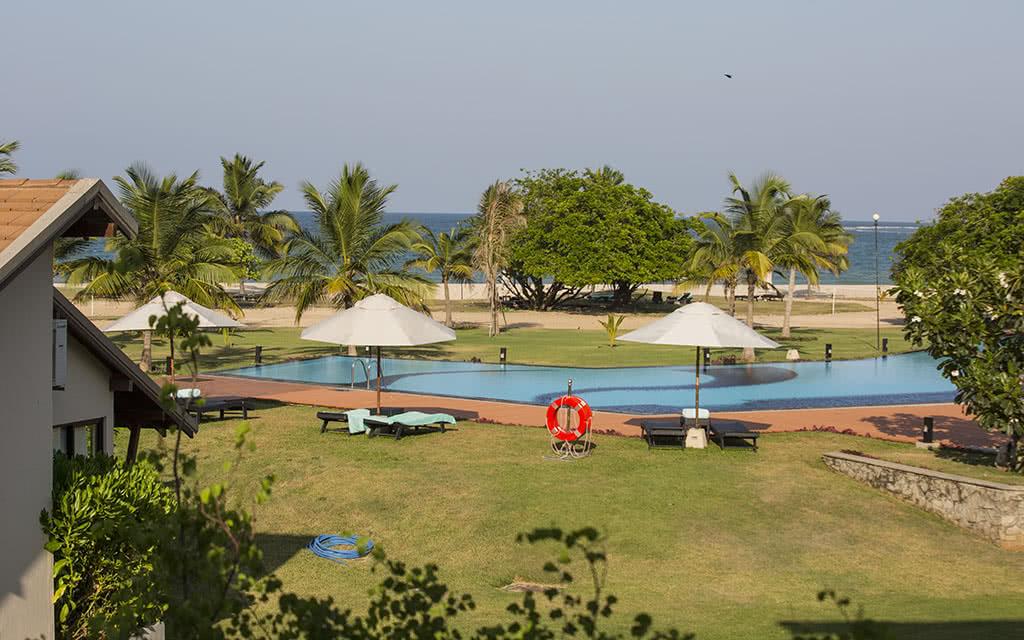 Sri Lanka - Hôtel The Calm Resort & Spa 4*