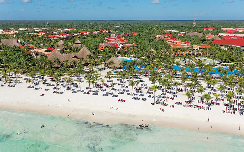 Barcelo Maya Grand Resort ***** - voyage  - sejour
